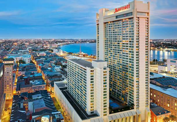 Marriott New Orleans – Skyline