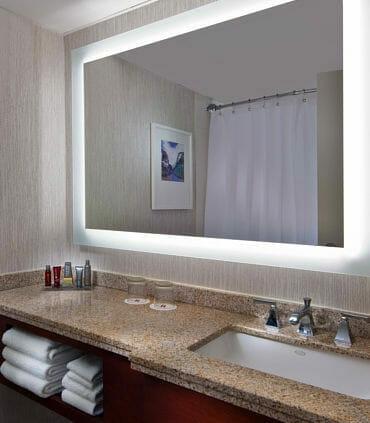Marriott New Orleans – Bathroom