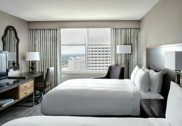 Marriott New Orleans – Hotel Rooms