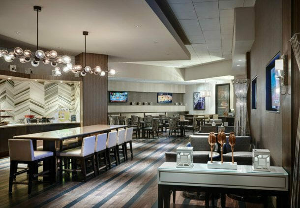 Marriott New Orleans – Restaurant