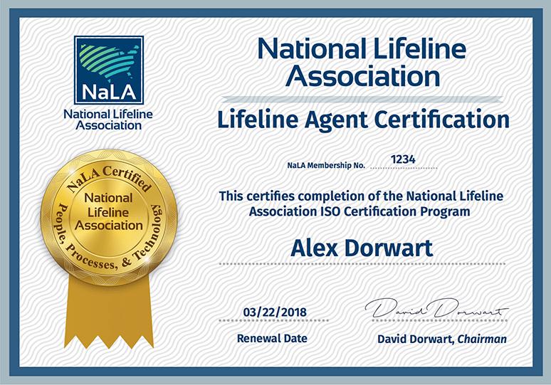 NaLA Lifeline Training & Certification